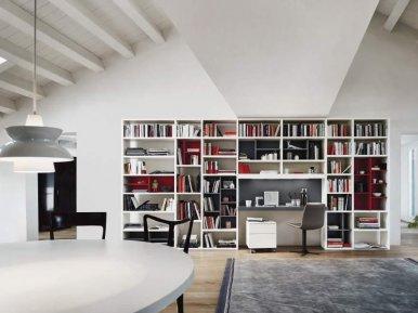 Librerie Modo M5C89 SANGIACOMO Книжный шкаф