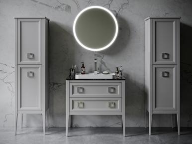Vintage 81 Bianco Opaco Bagno Piu Мебель для ванной