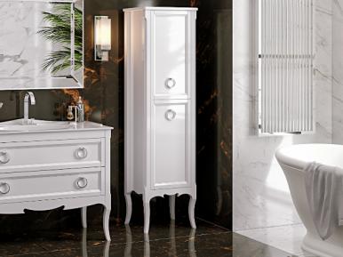 Colonna Moretta 2.0 Bianco Opaco Bagno Piu Мебель для ванной