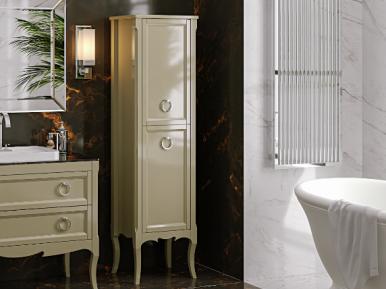 Colonna Moretta 2.0 Cappuccino Lucido Bagno Piu Мебель для ванной