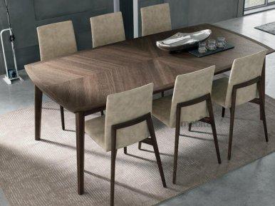 BLOOM Gruppo Tomasella Нераскладной стол