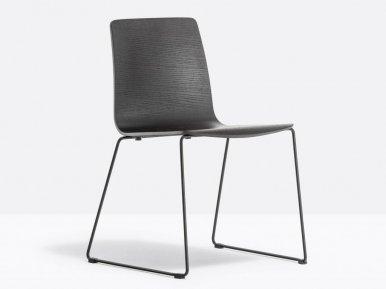 INGA plywood 5619 PEDRALI Металлический стул