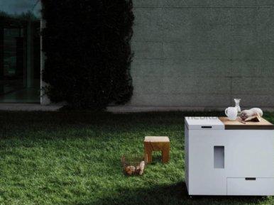 MINIKITCHEN OUTDOOR Boffi Мебель для улиц