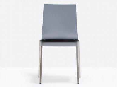 Kuadra 1171 PEDRALI Металлический стул