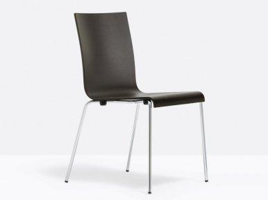 Kuadra 1331 PEDRALI Металлический стул