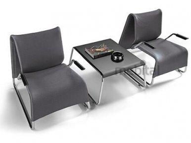 E.Lounge Las Mobili Офисное кресло