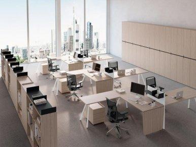 Ekompi Della Rovere Мебель для персонала