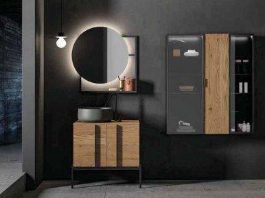 Sidero COMP9 Birex Мебель для ванной
