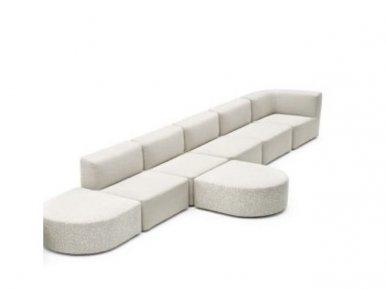 Belt divano componibile Varaschin Мебель для улиц