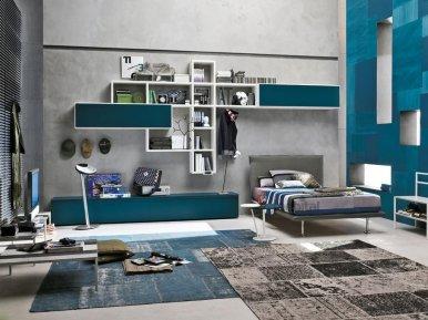 TOMMY T15 Tomasella Подростковая мебель