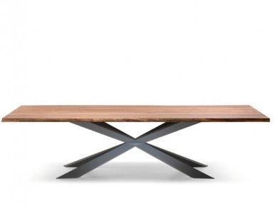 Spyder Wood Cattelan Italia Нераскладной стол