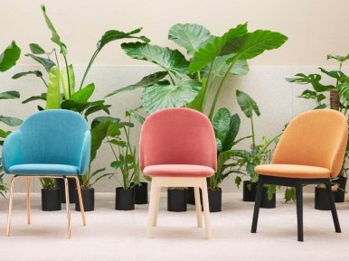 IOLA Miniforms Мягкий стул