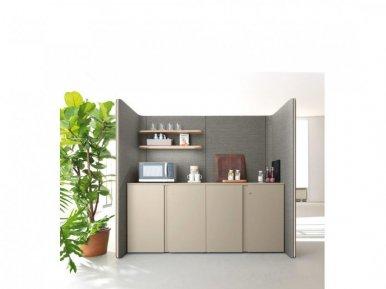 Nucleo corner MARTEX Мебель для персонала