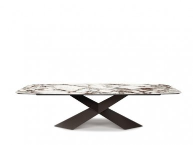 Tyron Keramik Cattelan Italia Раскладной стол