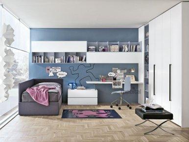 COMP. T14 Gruppo Tomasella Подростковая мебель