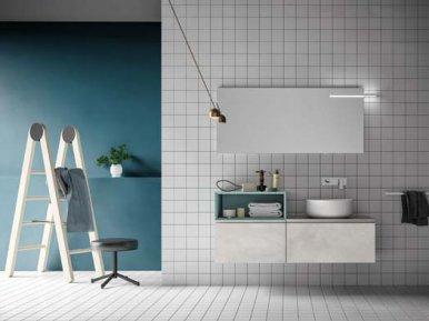 Memento COMP2 Birex Мебель для ванной
