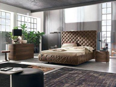 CHANTAL ALTO Gruppo Tomasella Мягкая кровать