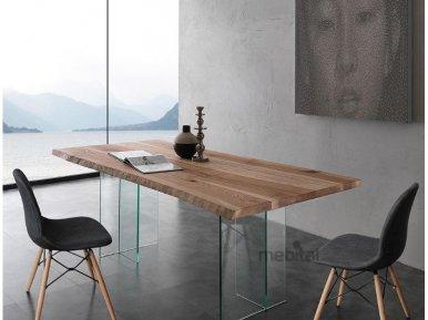 Bio Glass, Art. 704 VE La Seggiola Нераскладной стол