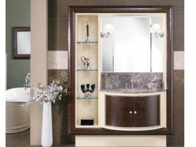 QUADRO, COMP. 2 Lineatre Мебель для ванной