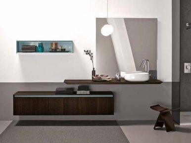 45 COMP5 Birex Мебель для ванной