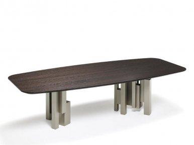 Skyline Wood Cattelan Italia Нераскладной стол