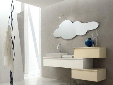 ZERO4 LAMINAM, COMP. 6 Arcom Мебель для ванной