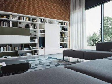 Librerie Modo M5C95 SANGIACOMO Книжный шкаф