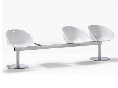 GLISS bench 943 944 945 PEDRALI Офисное кресло