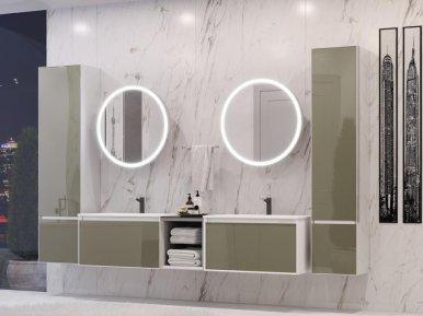 Genesis Oliva Lucido Bagno Piu Мебель для ванной