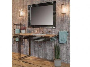 Art Deco 2 Gaia Mobili Мебель для ванной