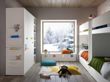 KIDS 8 Nidi Мебель для школьников