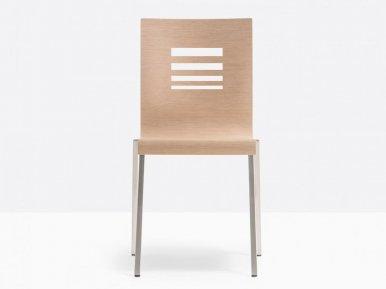 Kuadra 1341 PEDRALI Металлический стул