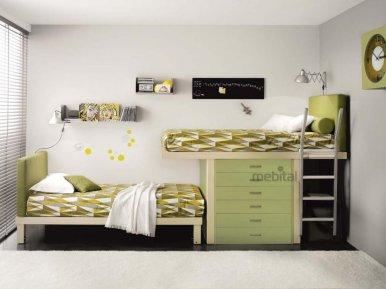 TIRAMOLLA COMP 914 TUMIDEI Мебель для школьников