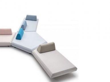 Bento divano componibile Varaschin Мебель для улиц