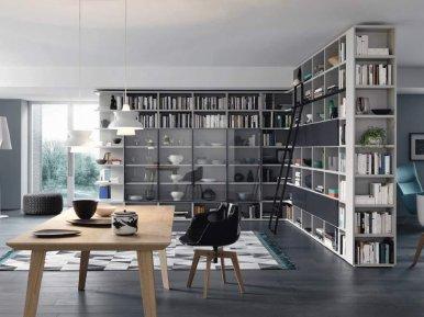 Librerie Modo M5C88 SANGIACOMO Книжный шкаф