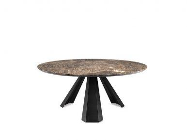 Eliot Round Cattelan Italia Раскладной стол