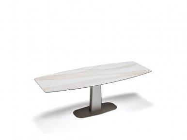 Linus Keramik Drive Cattelan Italia Раскладной стол