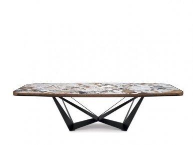 Scorpio Keramik Premium Cattelan Italia Нераскладной стол