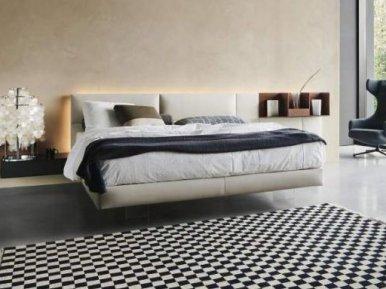 Ecletto Con Testiera Imbottita SANGIACOMO Мягкая кровать