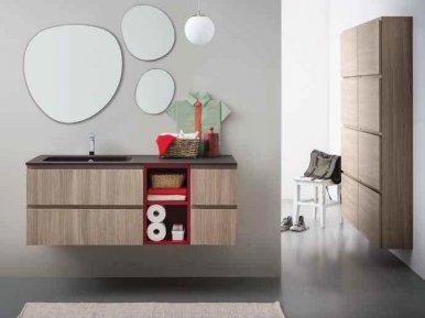 Lapis COMP4 Birex Мебель для ванной