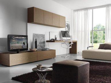 LALTROGIORNO COMP 854 TUMIDEI ТВ-стойка