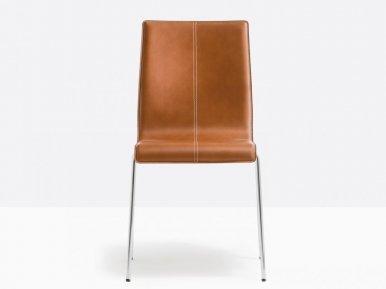 Kuadra 1281 PEDRALI Металлический стул