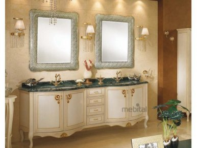 GOLD COMPONIBILE, COMP. 8 Lineatre Мебель для ванной