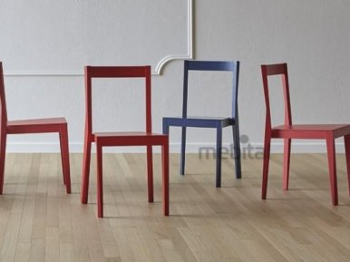 EMILIA Miniforms Деревянный стул