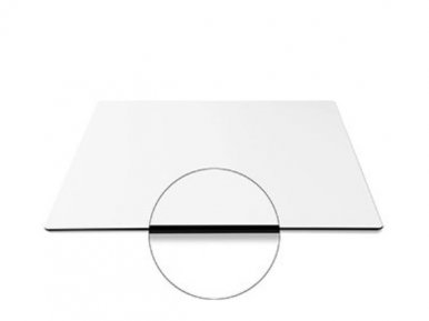 COCKTAIL CB4764-Q100BK_ CONNUBIA Нераскладной стол