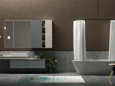 45 COMP1 Birex Мебель для ванной