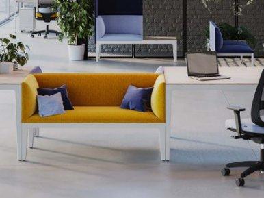 Alplus sofa FREZZA Офисный диван