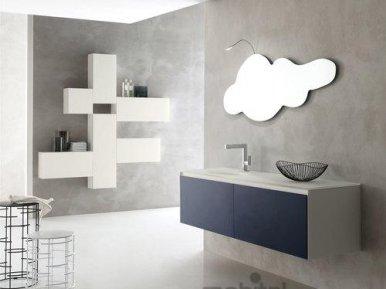 ZERO4 LAMINAM, COMP. 7 Arcom Мебель для ванной