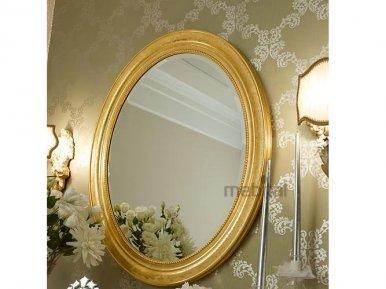 1081 Зеркало овальное Andrea Fanfani Зеркало