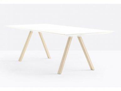 Arki-Table ARKW WOOD PEDRALI Нераскладной стол
